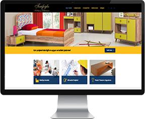 mobilya site tasarımı